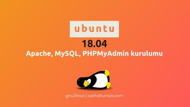 ubuntu locahost kurulumu