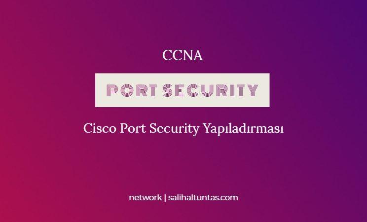 cisco port security