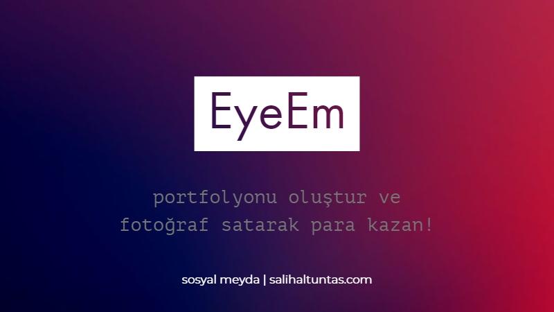eyeem nedir