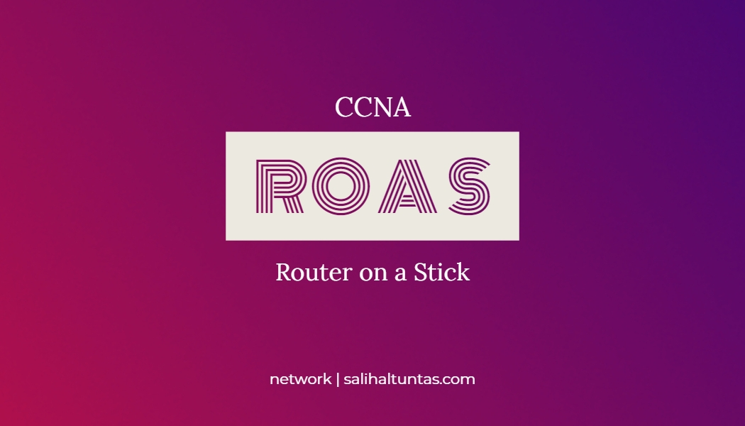 router on a stick
