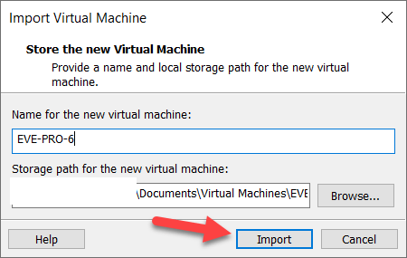 eve ng vmware import